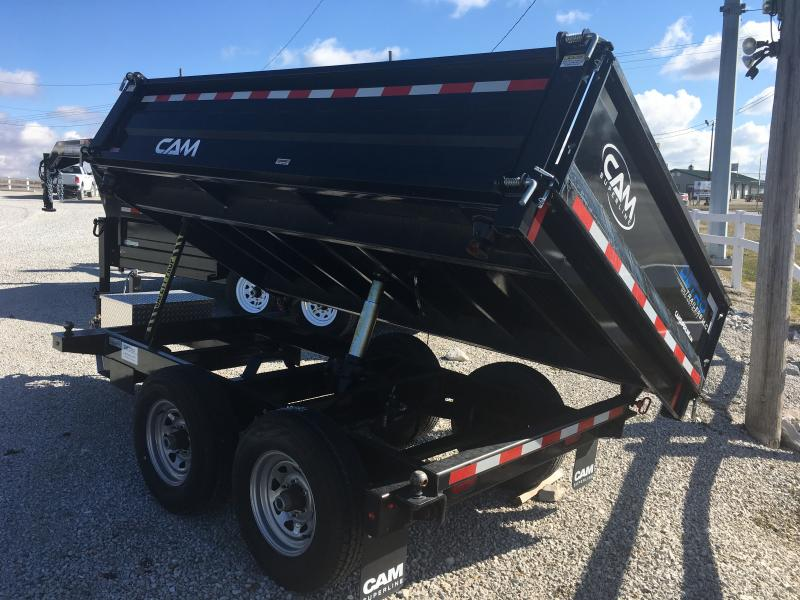 2017 Cam Superline CAM Three Way Deckover Dump Dump Trailer