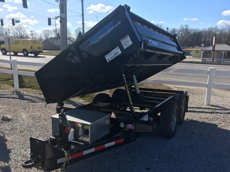 2017 Cam Superline CAM Three Way Deckover Dump Dump Trailer