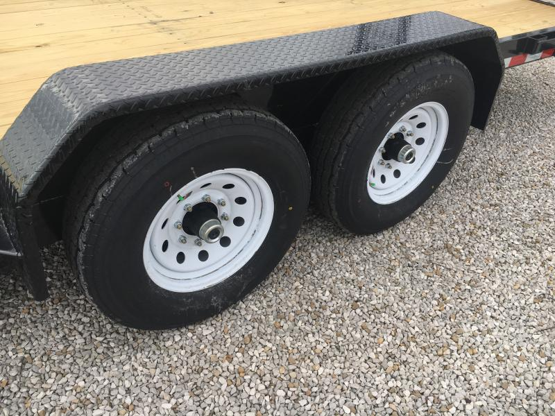 2019 Sure-Trac 7 x 20 Implement 14K Flat Deck