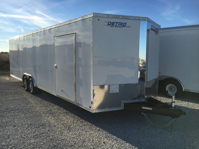 2019 Sure-Trac 8.5x28 Pro Series Wedge C Hauler TA 10K in Ashburn, VA