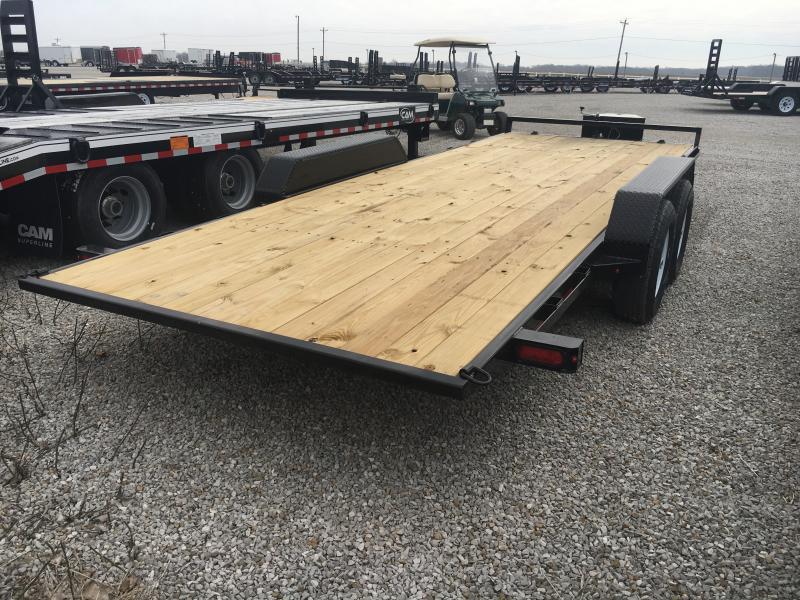 2019 Sure-Trac 7 x 20 Car Hauler Power Tilt 10K