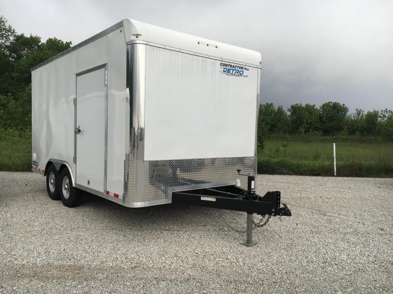 2018 Sure-Trac 8.5 x 16 Contractor Pro BN Cargo TA 14K