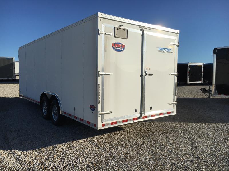 2019 United Trailers 8.5X22 Enclosed Cargo Trailer