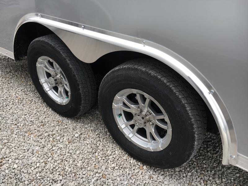 2019 Sure-Trac 8.5x16 Pro Series Wedge Car Hauler 7K