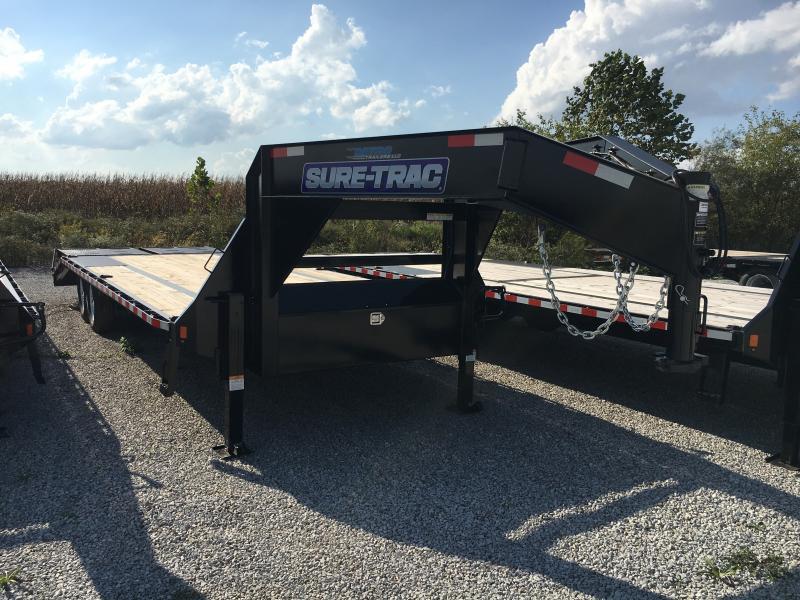 2019 Sure-Trac 8.5 X 20+5 Low Pro Deckover Tandem GN15K