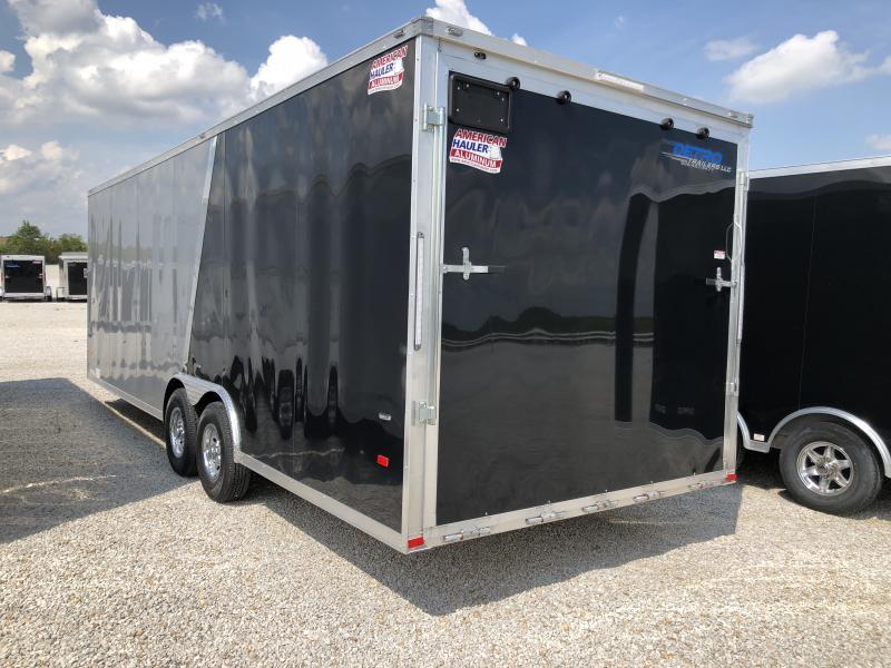 2018 American Hauler Industries 8.5X24 NIGHT HAWK Car / Racing Trailer