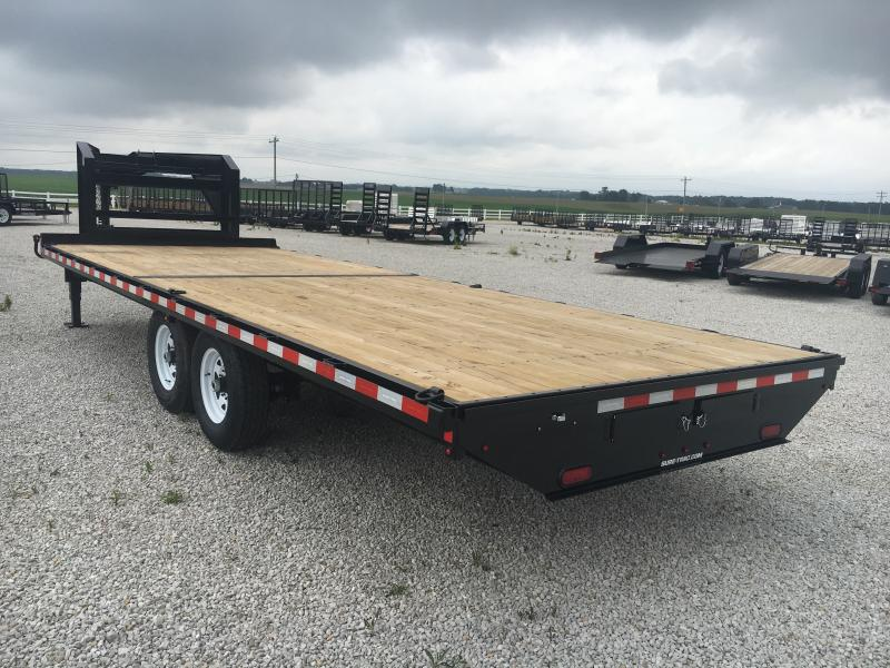 2019 Sure-Trac 8.5 X 22 Ft Standard Duty Flatbed GN Dec