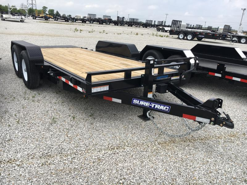 2019 Sure-Trac 7 X 16 Tilt Bed Equipment  14K