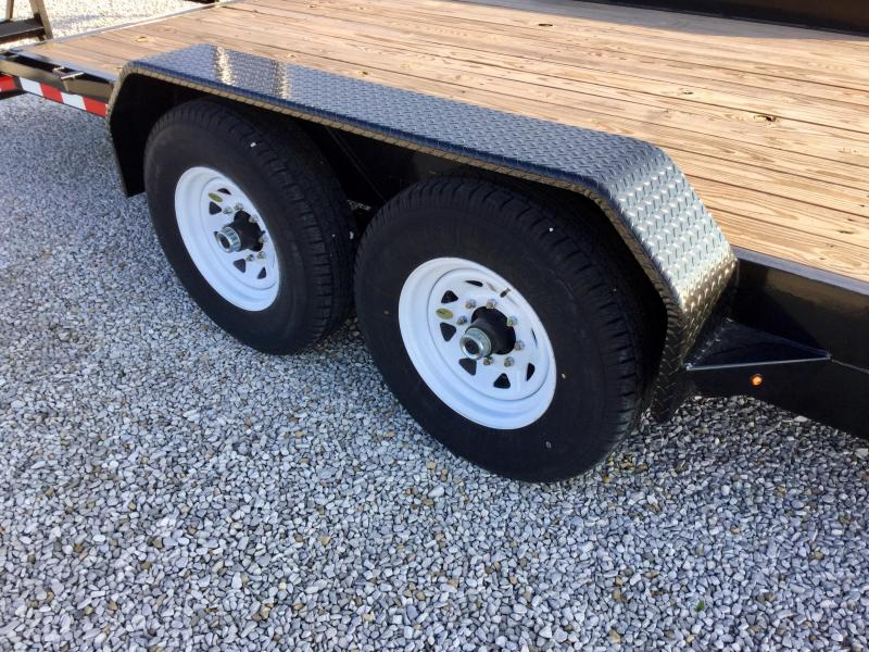 2017 Sure-Trac 7 x 20  Implement Trailer 14K