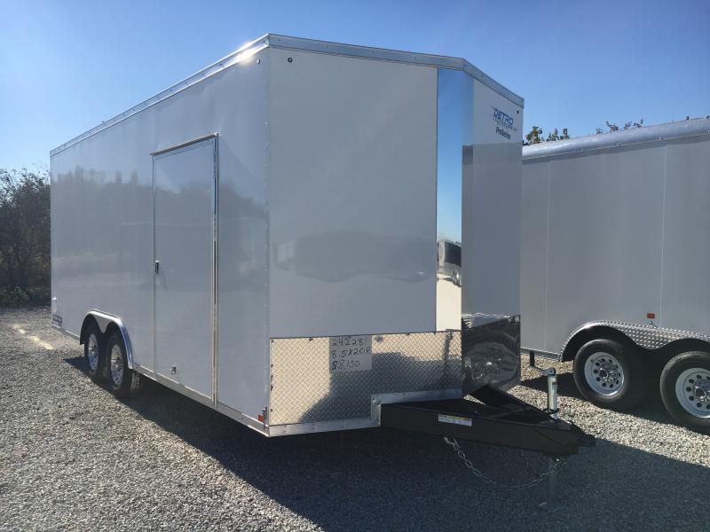 2019 Sure-Trac 8.5x20 Pro Series Wedge C. Hauler TA 10K in Ashburn, VA