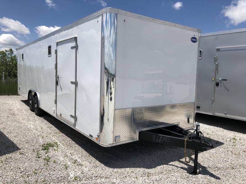 2019 United Trailers 8.5X18 Car / Racing Trailer