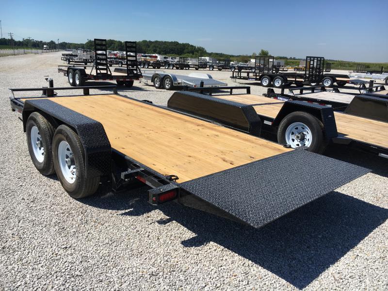 2019 Sure-Trac 7 X 16 Tilt Bed Equipment 14K