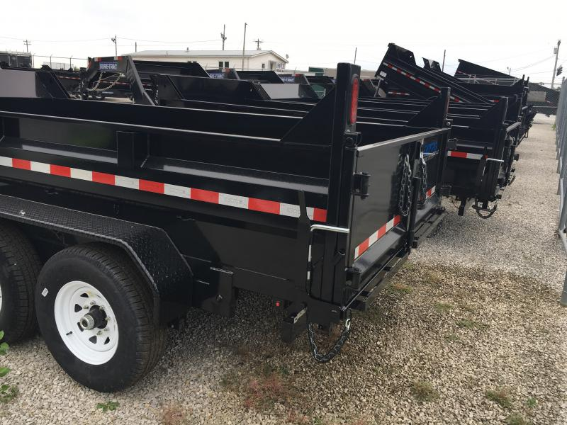 2018 Sure-Trac 82 IN X 14 LP 14K Goose Scissor Dump