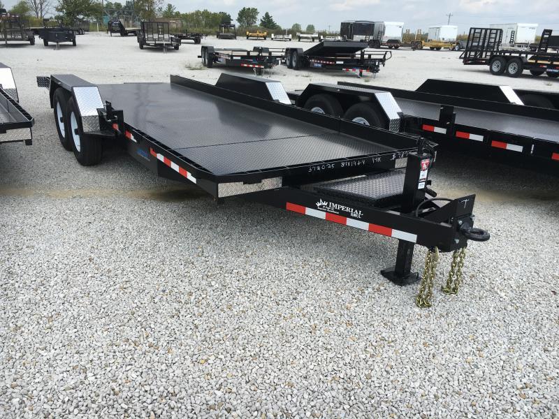 2020 Imperial 20' Equipment Trailer