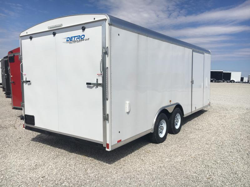2019 Cargo Express 8.5X20 Car / Racing Trailer