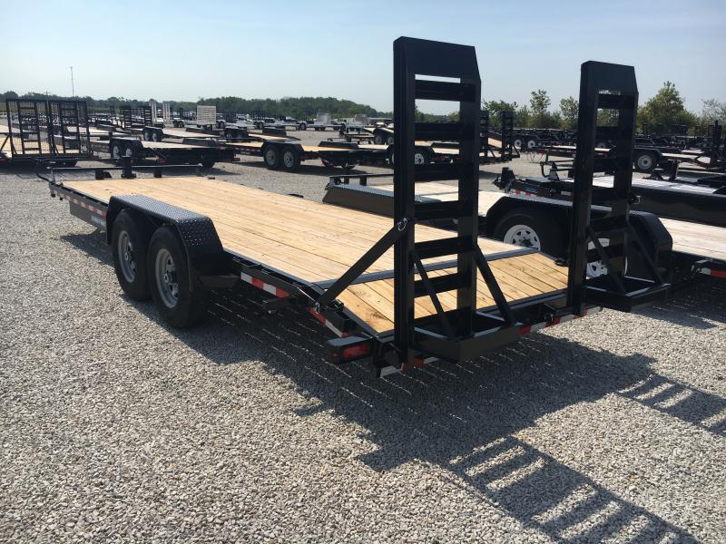 2020 Sure-Trac 7 x 22  Equipment Trailer  14K