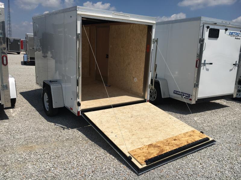 2020 Cargo Express Xlw Se 6 Wide Single Cargo  Cargo / Enclosed Trailer