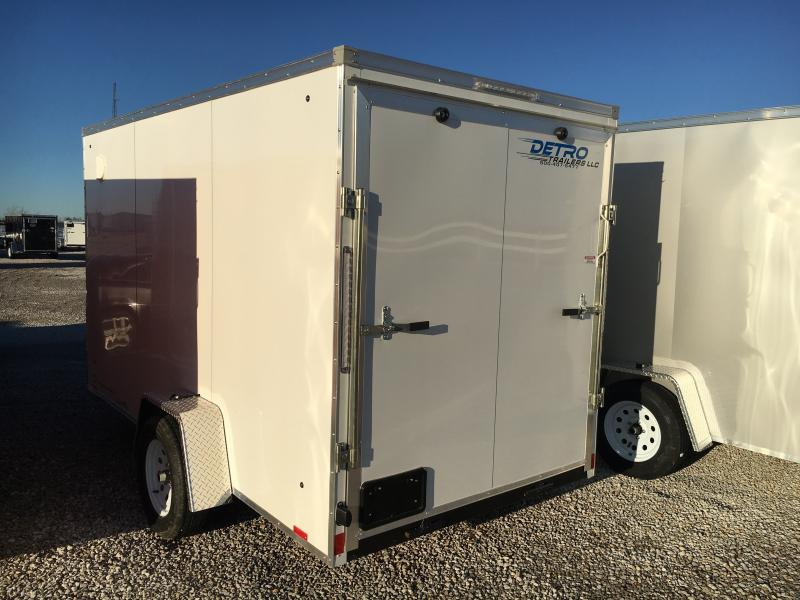2019 Cargo Express 6X12 Cargo Cargo / Enclosed Trailer
