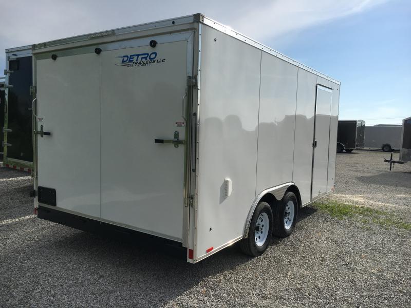2020 Cargo Express 8.5X16 Enclosed Cargo Trailer