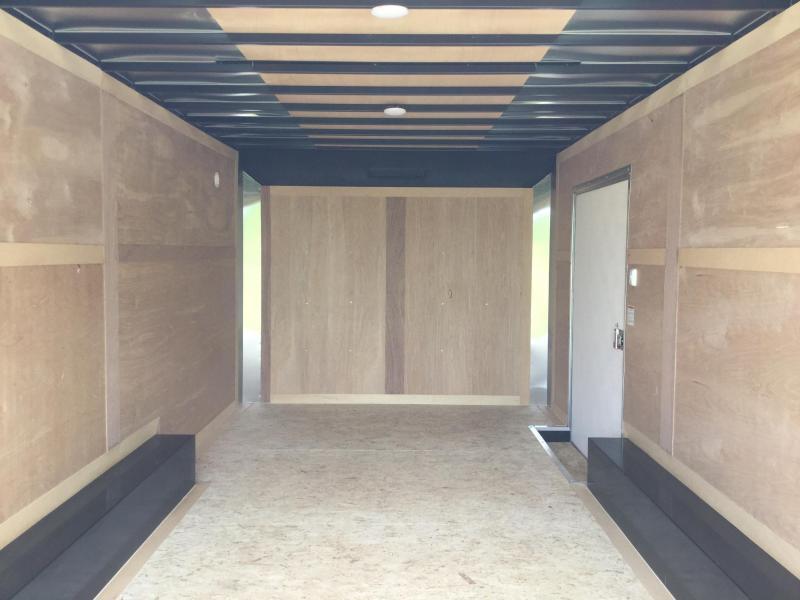 2017 Sure-Trac 8.5X16 Enclosed Cargo Trailer