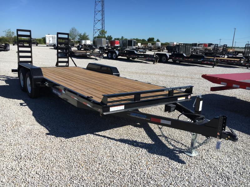 2018 Sure-Trac 7 x 20  Implement Trailer 10K