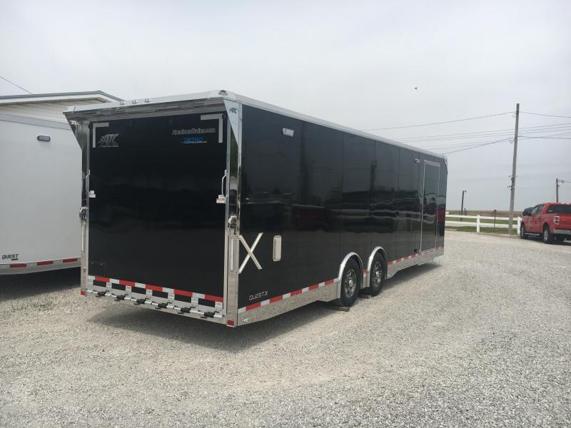 2020 ATC 8.5X28 QUEST X Car / Racing Trailer