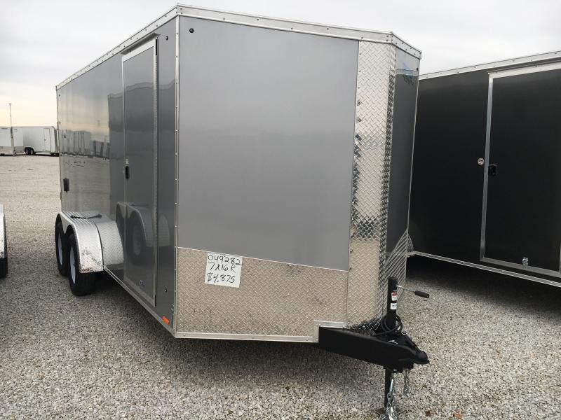 2019 Cargo Express 7X16 Cargo / Enclosed Trailer in Ashburn, VA
