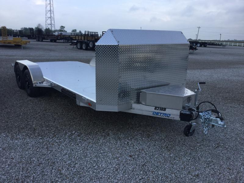 2019 Aluma 82X18 Car / Racing Trailer