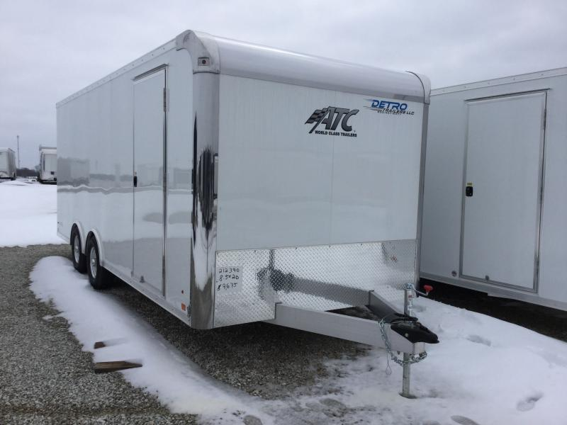 2018 ATC 8.5X20 Car / Racing Trailer | Detro Trailers | New and used ...