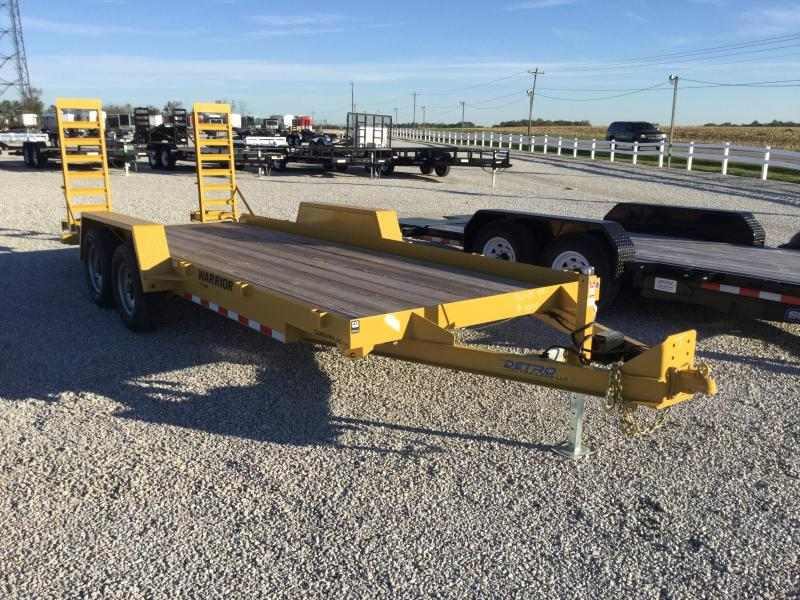 2018 Cam Superline 4 Ton Utility Equipment Hauler Warrior Equipment Trailer