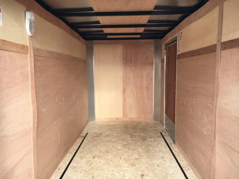 2019 United Trailers 5X10 Enclosed Cargo Trailer