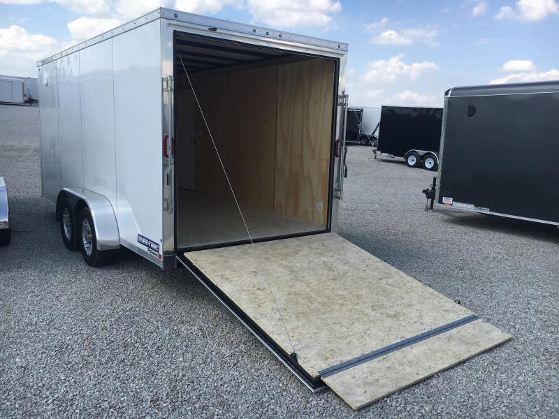 2018 Sure-Trac 7 x 16 Pro Series Wedge Cargo TA 7K