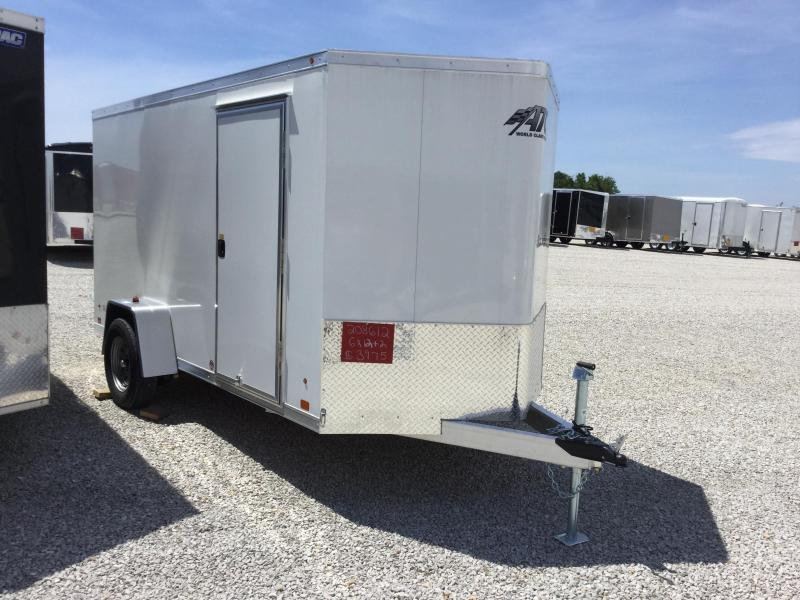 2017 ATC 6X12 RAVEN Enclosed Cargo Trailer