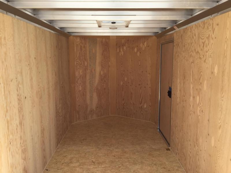 2017 ATC 6X12 RAVEN Enclosed Cargo Trailer
