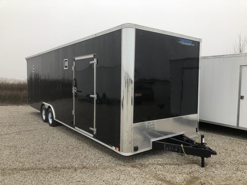 2019 United Trailers 8.5X28 Car / Racing Trailer