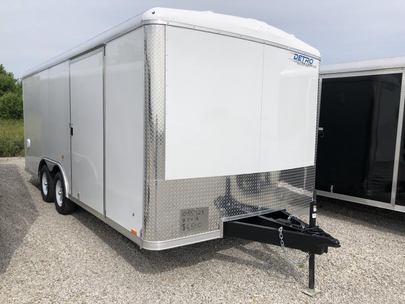 2020 Cargo Express Pro Auto Roundtop 7k Car / Racing Trailer