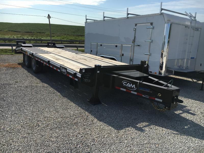 2019 Cam Superline 20CAM825TA Equipment Trailer in Ashburn, VA