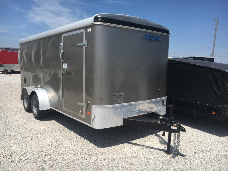 Trailers for Sale in Indianapolis | Detro Trailers | New and used