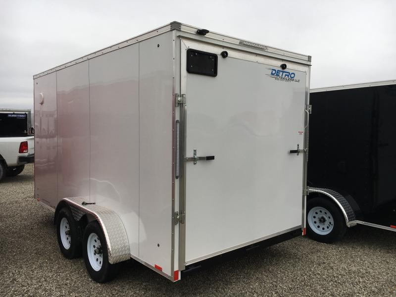 2019 Cargo Express 7X14 Cargo / Enclosed Trailer