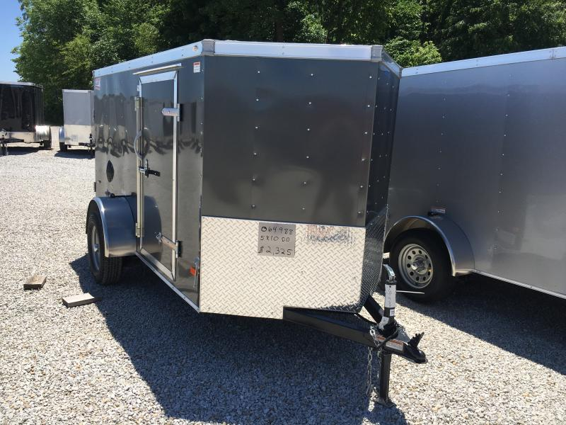 2018 American Hauler Industries 5X10 Enclosed Cargo Trailer