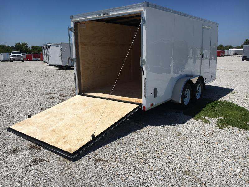 2020 United Trailers 7X16 Enclosed Cargo Trailer