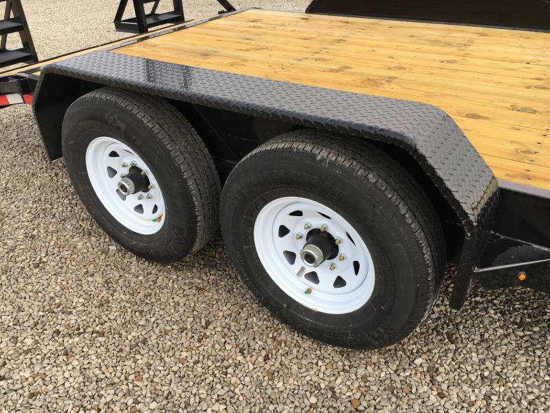 2019 Sure-Trac 7 x 18 Implement Trailer 14K