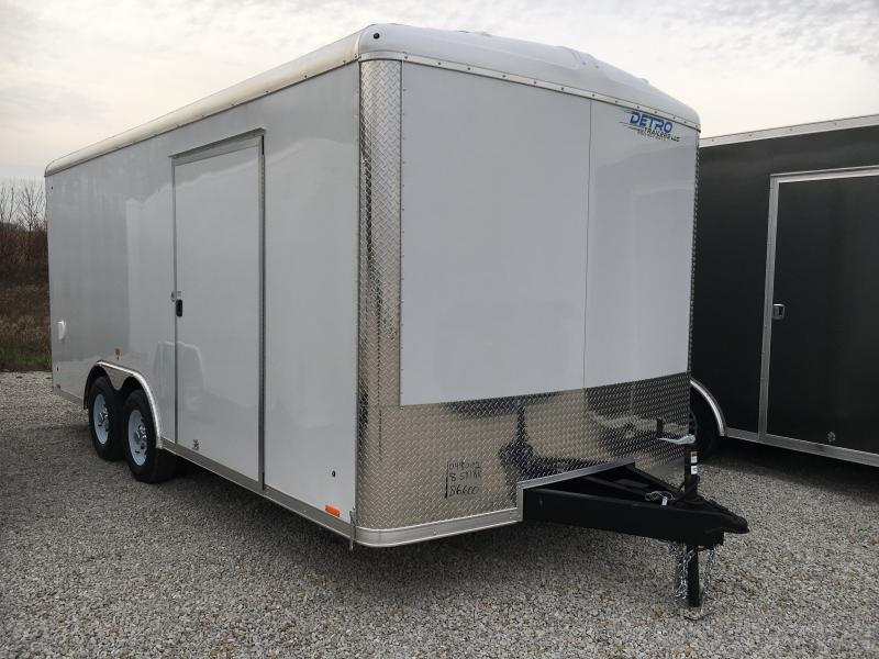 2019 Cargo Express 8.5X18 Car / Racing Trailer