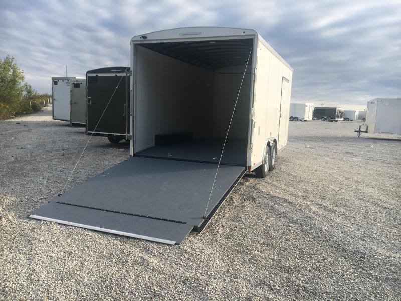 2018 Cargo Express Pro Auto Roundtop 10k Car / Racing Trailer