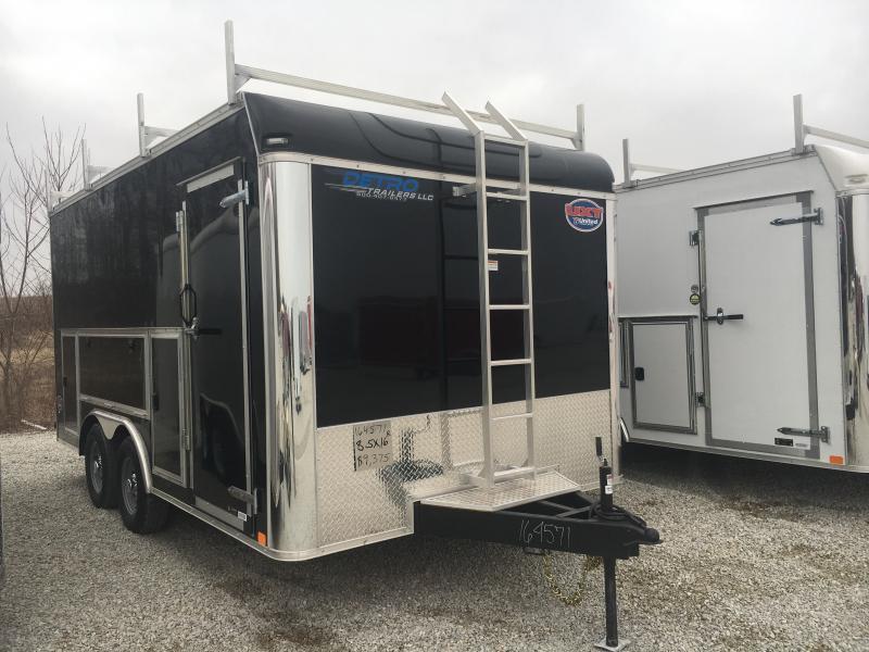 2019 United Trailers 8.5X16 Enclosed Cargo Trailer in Ashburn, VA