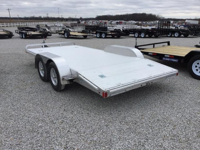 2017 ATC 8.5 x 16 Open Car Hauler