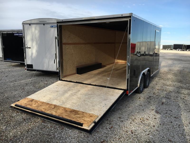 2019 8.5X16 Cargo / Enclosed Trailer