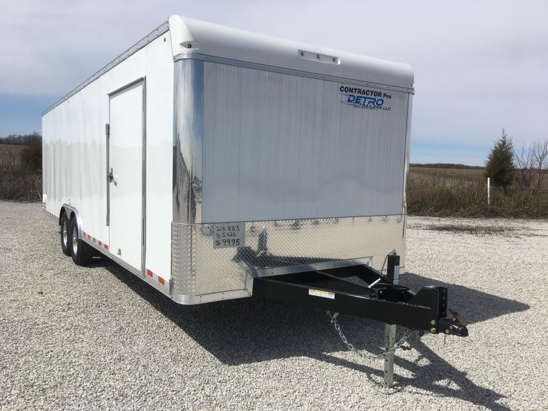 2018 Sure-Trac 8.5 x 26 Contractor Pro BN Cargo TA 14K