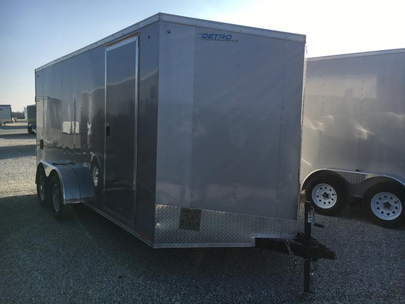 2019 Cargo Express Ex Cargo Deluxe Cargo / Enclosed Trailer in Ashburn, VA