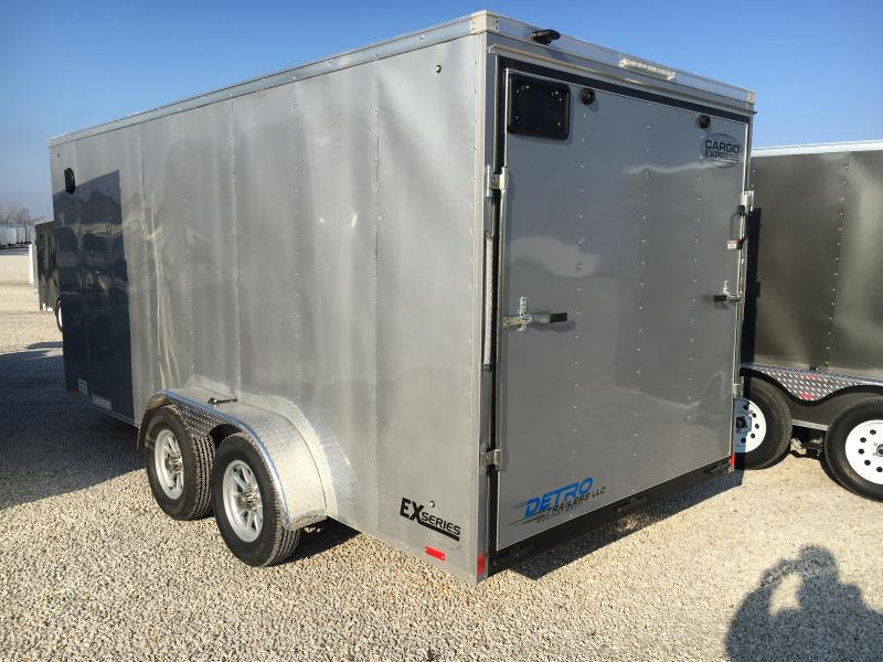 2019 Cargo Express Ex Cargo Deluxe Cargo / Enclosed Trailer